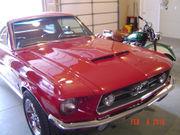 1967 Ford Mustangstandard